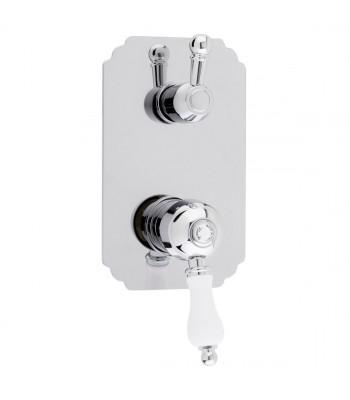 Miscelatore monocomando incasso doccia con deviatore  3 vie manuale