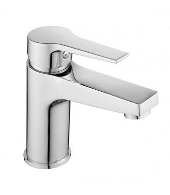 """Miscelatore monocomando  lavabo con scarico - 1"""" 1/4"""""""