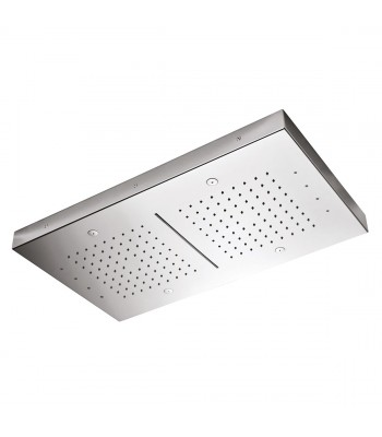 Ceiling Stainless Steel  shower head  380x700