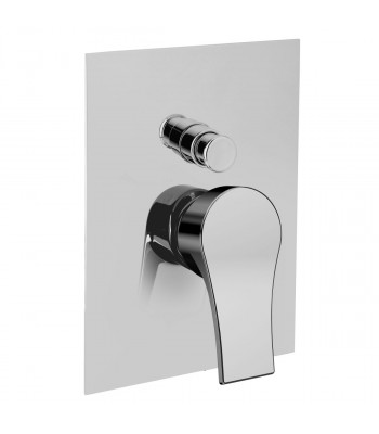 Built-in single-lever shower mixer with automatic diverter 2