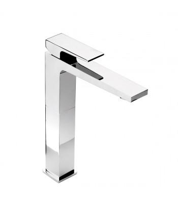 """Miscelatore monocomando lavabo prolungato con scarico - 1"""" 1/4"""" clic-clac"""