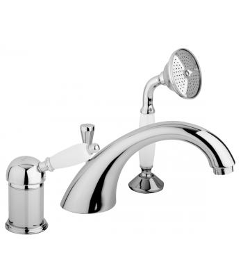 Collezione rubinetti bagno elite bianchi rubinetteria - Rubinetti bianchi per bagno ...