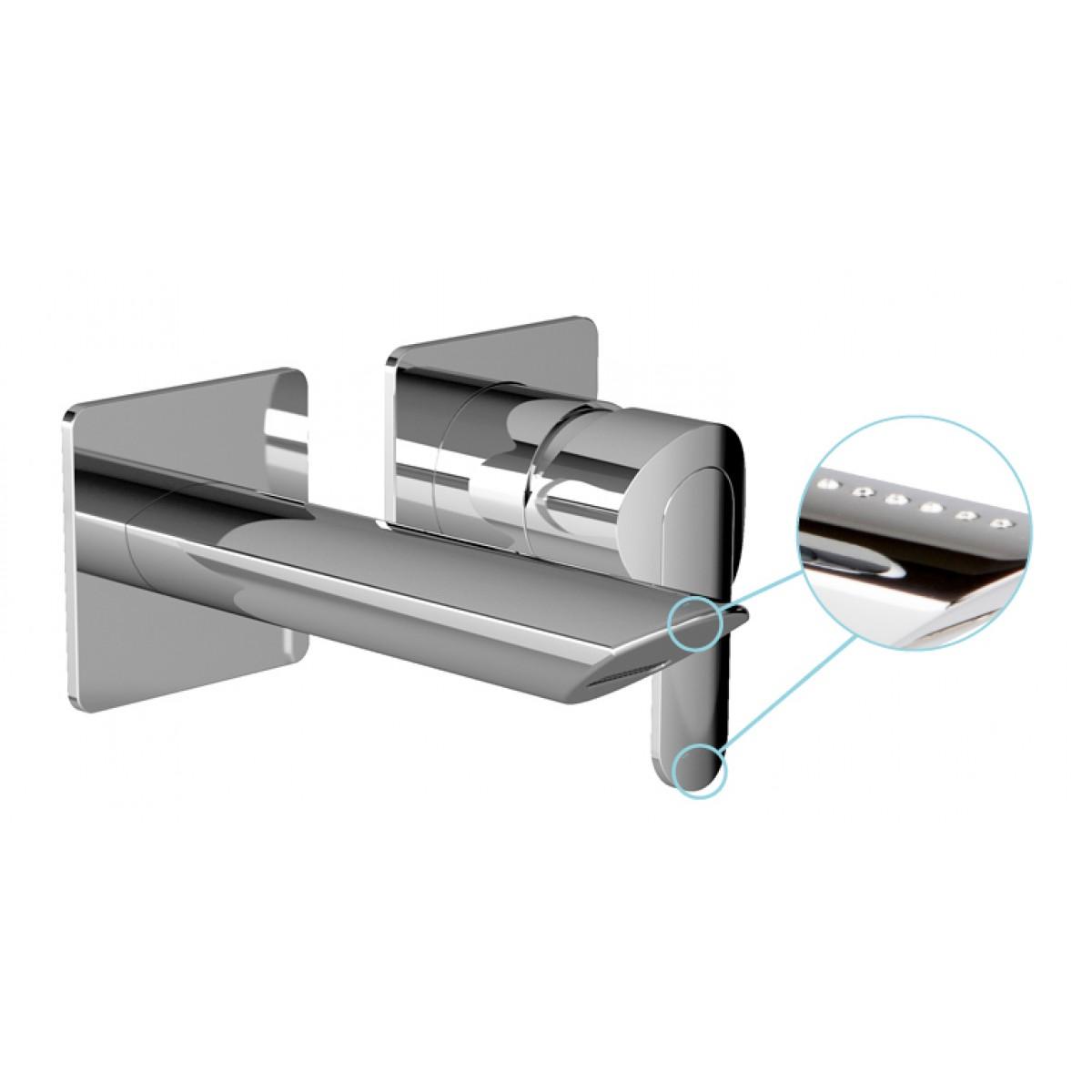 Miscelatore monocomando lavabo da incasso lvbdrc2023000 - Lavabo da incasso bagno ...