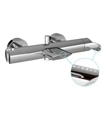 Miscelatore monocomando vasca esterno senza kit doccia