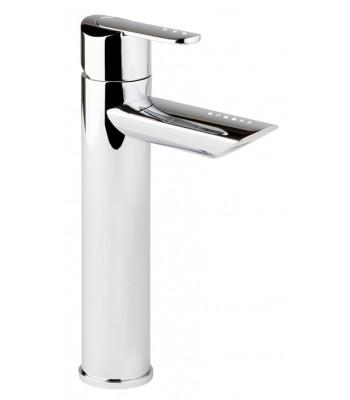 """Miscelatore monocomando lavabo intermedio bocca lunga con scarico - 1"""" 1/4"""""""