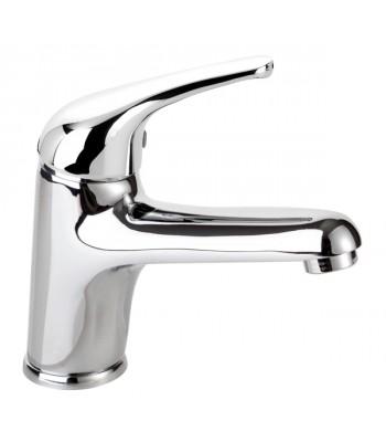 """Miscelatore monocomando lavabo con bocca lunga con scarico - 1"""" 1/4"""""""
