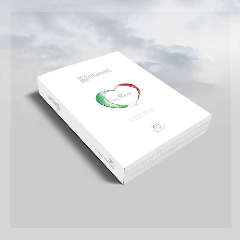 Nuovo Catalogo 2017 Bianchi Rubinetterie